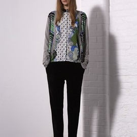 EMMA COOK - 2014 Fall/Winter Pre Collection|2014年秋冬プレコレクション