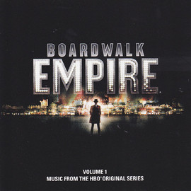 Various Artists - Boardwalk Empire Volume 1: Music From The HBO Original Series