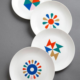 Georg Jansen Tableware Poster, 1959