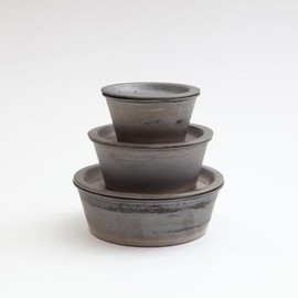 ONE KILN - Bowl set Ashシリーズ