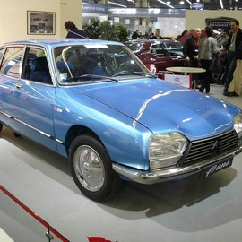 Citroen - Citroen GS Pallas