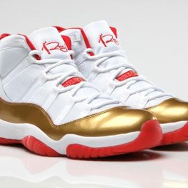 Nike - NIKE AIR JORDAN XI TWO RINGS CHAMPIONSHIP PE