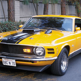 Ford - mustang mach1
