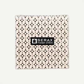 THE CONRAN SHOP - NAPKIN 33X33CM COLOUR B DIAMOND LIGHT