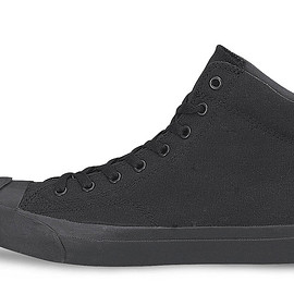 CONVERSE - JACK PURCELL MID Black Mono