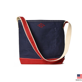 STANDARD CALIFORNIA - Made in USA Deluxe Canvas Shoulder Bag