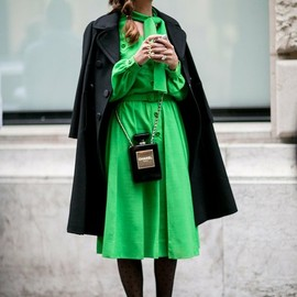 street - Couture Fashion Week street style