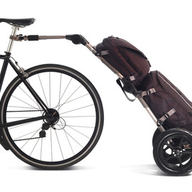 Burley - bike commuterbags profile Burley Travoy (バーリー・トラヴォイ) 自転車トレーラー