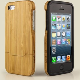 Grove - Plain Bamboo iPhone 5 Case