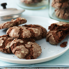 Australian - Chocolate lace cookies