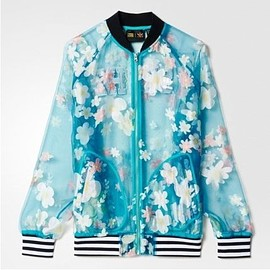 adidas originals - adidas ブルゾン ADIDAS Women's Originals PHARRELL KAUWELA TRACK TOP AO3159
