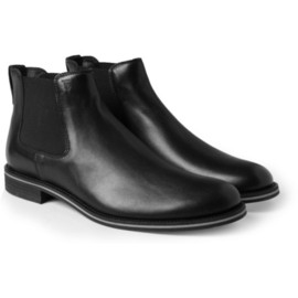 Tod's - No_Code Leather Chelsea Boots