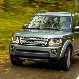 Land Rover - 2014 Discovery SCV6