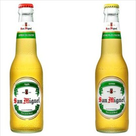 San Miguel - Apple & Lemon Beer
