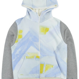 wed - 【wed】SNOW LIGHT SWEAT PARKA