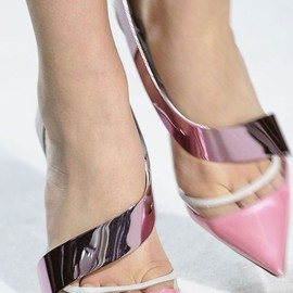Christian Dior - spring summer shoes 2013