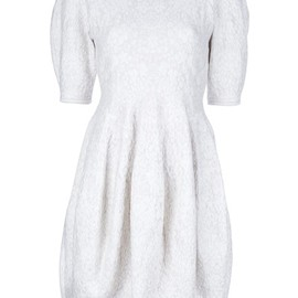 Alexander McQueen - Jacquard Knit Dress