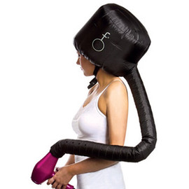 Deluxe SoftHood - Curlformers accessories - Deluxe SoftHood hair dryer attachment