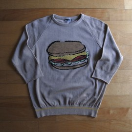 CYDERHOUSE - CYDERHOUSE Hamburger Knit