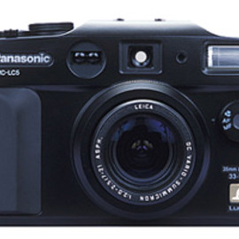 Panasonic - DMC-LC5