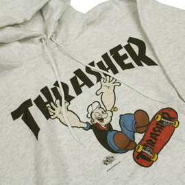 THRASHER x Beauty & Youth JACKET