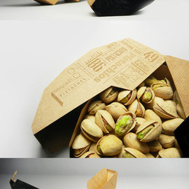 Pistachios Packaging Design