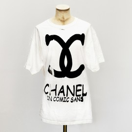 Ryder Ripps - Chanel in Comic Sans