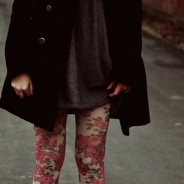 Rose Tights