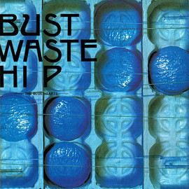 THE BLUE HEARTS - Bust Waste Hip