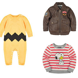 GAP - Peanuts for GapKids & babyGap
