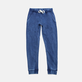 SATURDAYS SURF NYC - KEN SWEAT PANTS INDIGO