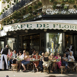 Cafe de Flore - Paris