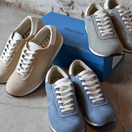 blueover - blue over ブルーオーバー 2013/SS mikey nubuck マイキー ヌバック