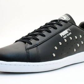 """PUMA - FIRST ROUND STUD""""made in JAPAN"""