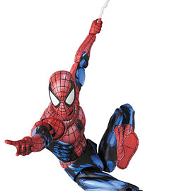 MEDICOM TOY - MAFEX SPIDER-MAN(COMIC PAINT)
