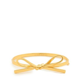 kate spade NEW YORK - skinny mini bow bangle