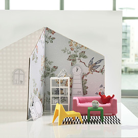 IKEA - dezeen_Ikea launches furniture for dolls houses_1