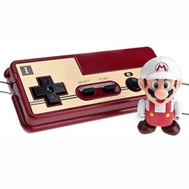 Nintendo - Family Computer Controller 2 - Walking Figure