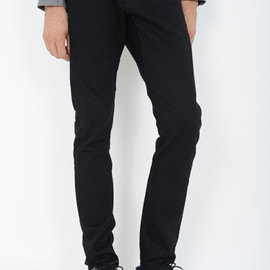 LAD MUSICIAN - TAPERED TIGHT JEANS (12.5oz)
