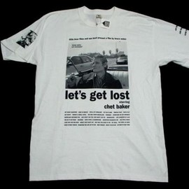Let's Get Lost Vintage T-shirt