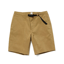 HEAD PORTER PLUS - EASY SHORTS BEIGE