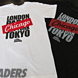 LEADERS - CHICAGO tee
