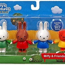 miffy - Miffys Adventures Big and Small - Miffy & Friends [並行輸入品]