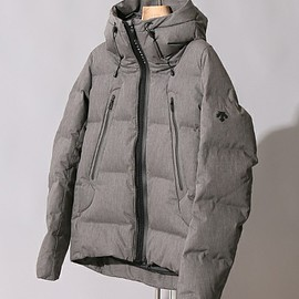DESCENTE ALLTERRAIN - DESCENTE ALLTERRAIN / MOUNTAINEER / EDIFICE Exclusive Model / 水沢ダウン