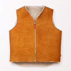 Best Made Company - Shearling Wool Vest