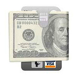 Roger Arquer - Visa Money Clip