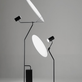 Roche Bobois - designed by Cedric Ragot - Full Moon Lamp