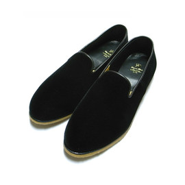SASQUATCHfabrix. - SLIPON (BLACK)