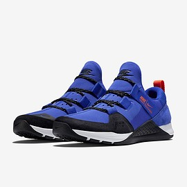 NIKE - Tech Trainer - Racer Blue/Total Crimson/White/Black