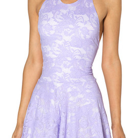black milk - Once Upon A Time Lilac Playsuit - LIMITED